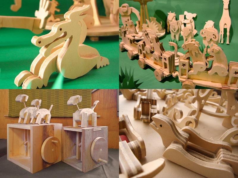 木工 木のおもちゃ、箱、棚
