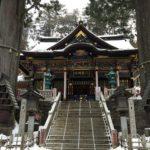 三峰神社拝殿