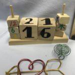 木工カレンダー