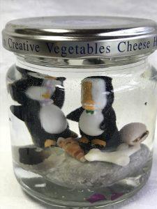 ペンギンさんのスノードーム