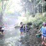 神秘的な贄川