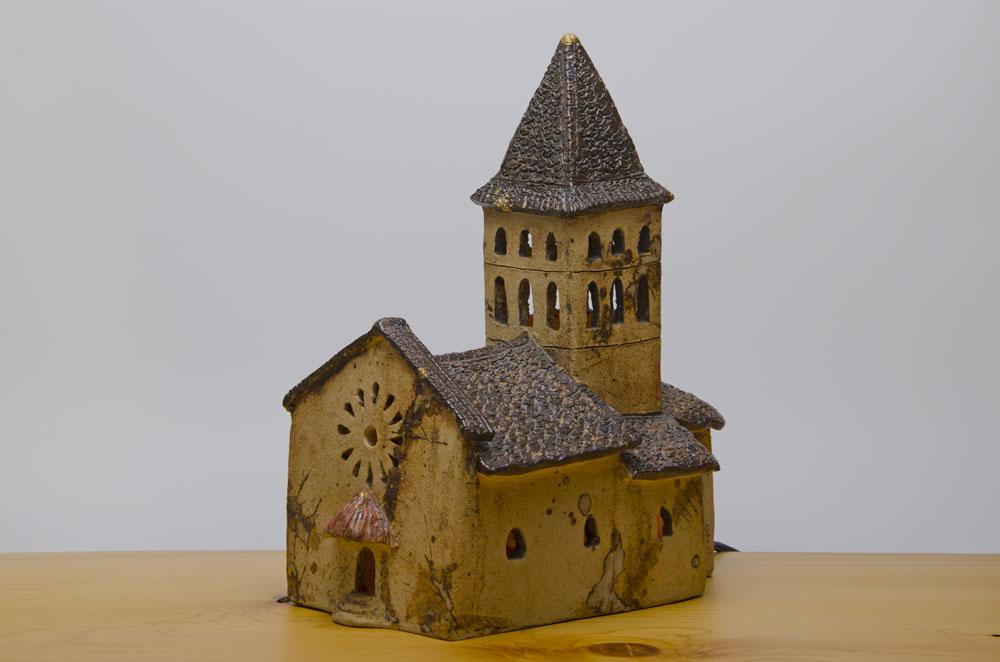 ピレネーのロマネスク教会