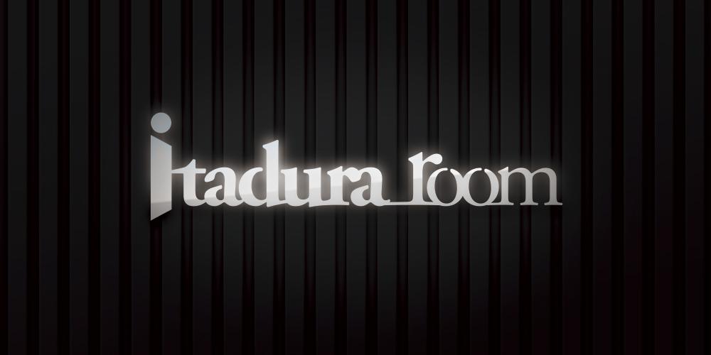 itaduraroom ロゴ