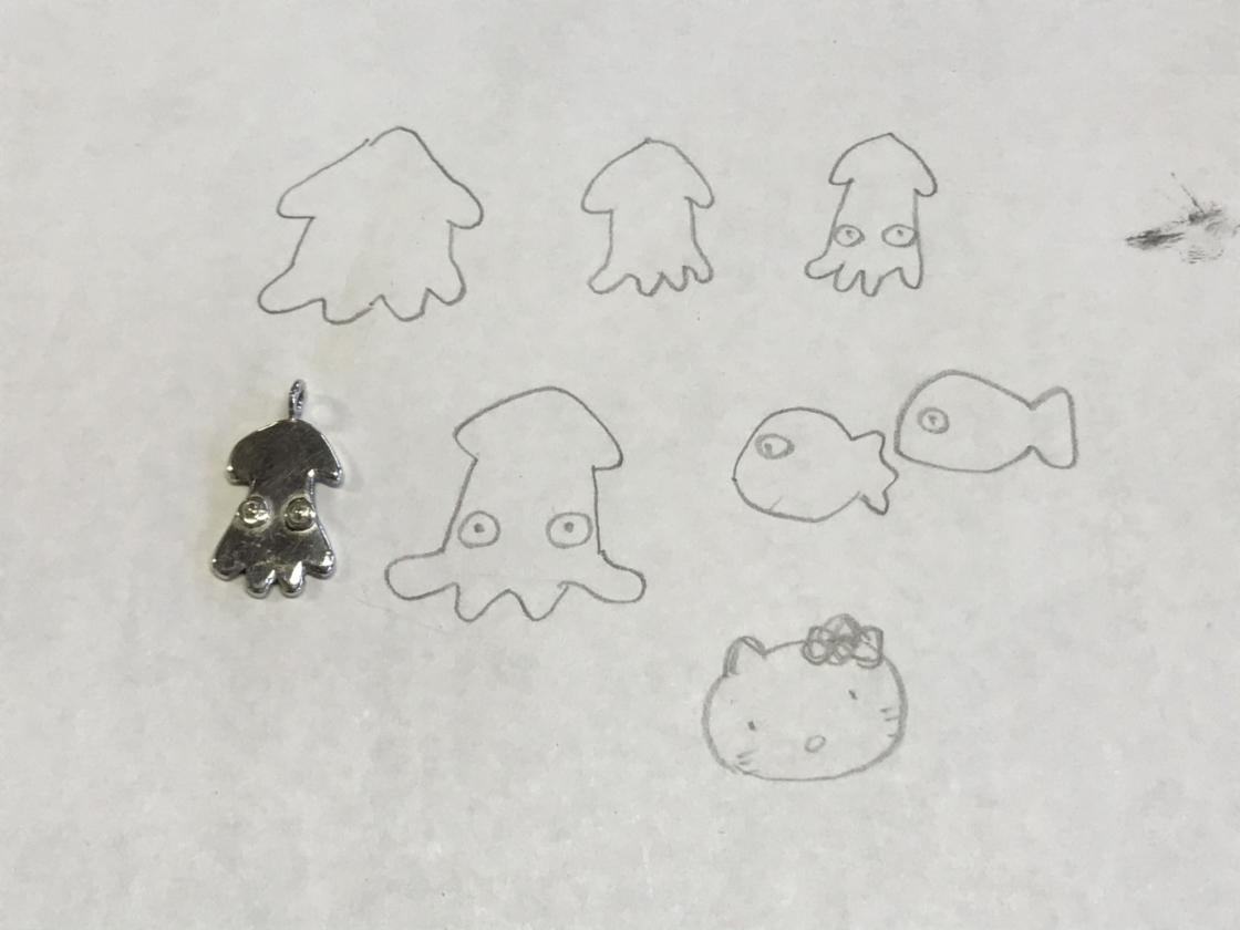 イカのデザイン